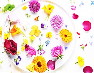 Marde Ross & Company Beautiful and Edible Flowers - Easy to Grow from Seeds