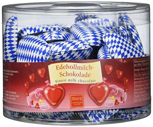 Storz Bayern-Herz weiß/blau, 1er Pack (1 x 450 g)