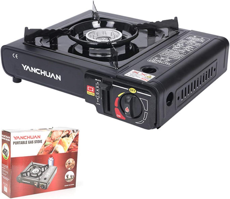 Yunt-11 Cocina portátil de Gas Metal Moderna para Camping ...