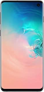 Samsung Galaxy S10 Dual SIM 128GB 8GB RAM 4G LTE (UAE Version) - Prism White - 1 year local brand warranty