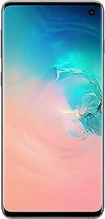 Samsung Galaxy S10 Dual Sim - 128GB, 8GB RAM, 4G LTE, Prism White, UAE Version