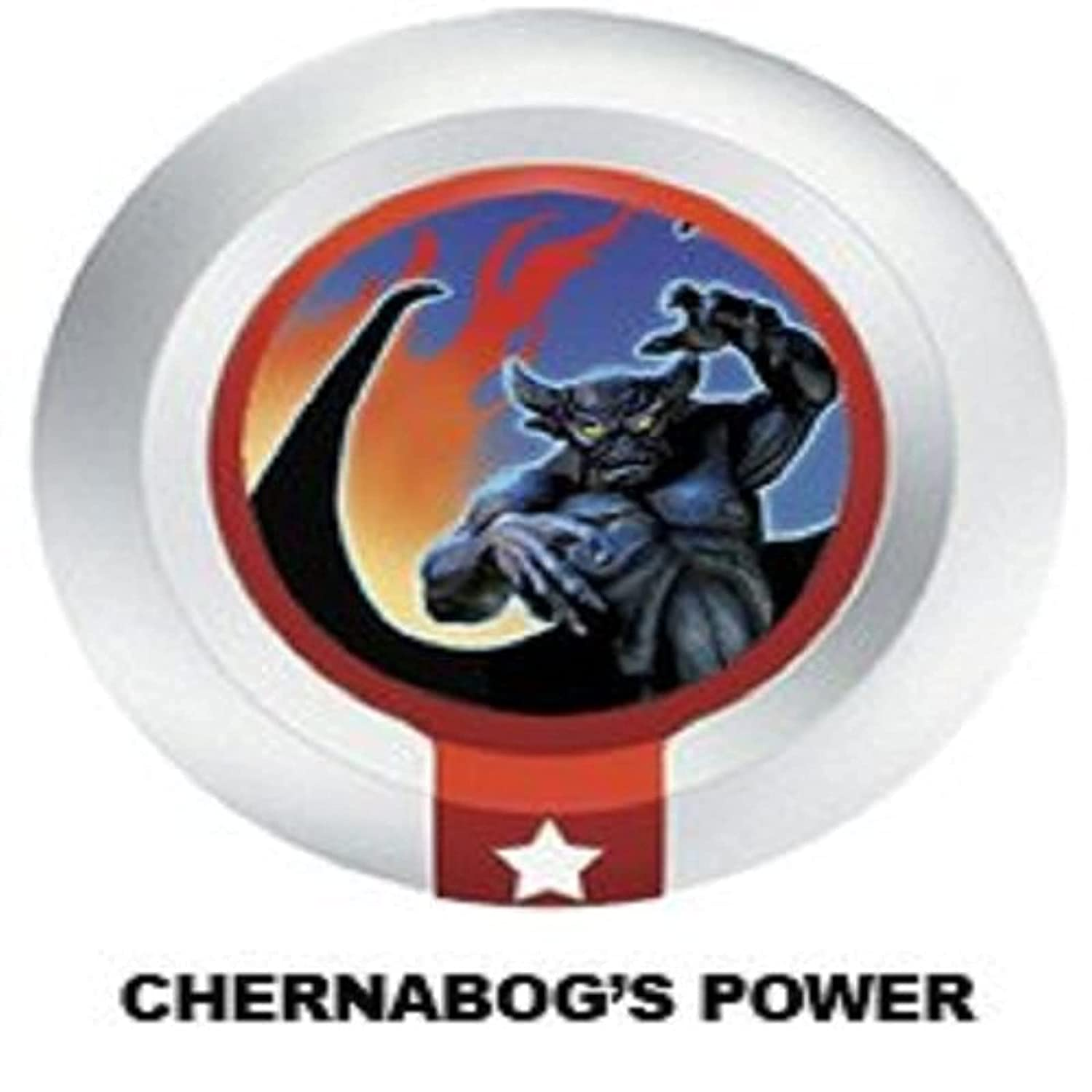 Disney National products Infinity Series 3 Power Deluxe Fant Disc Chernabog's from