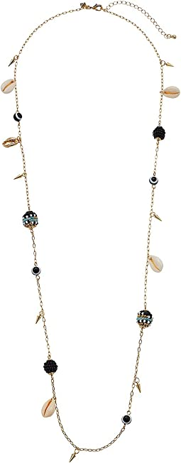 Rebecca Minkoff - Blair Beaded Ball Stations Necklace