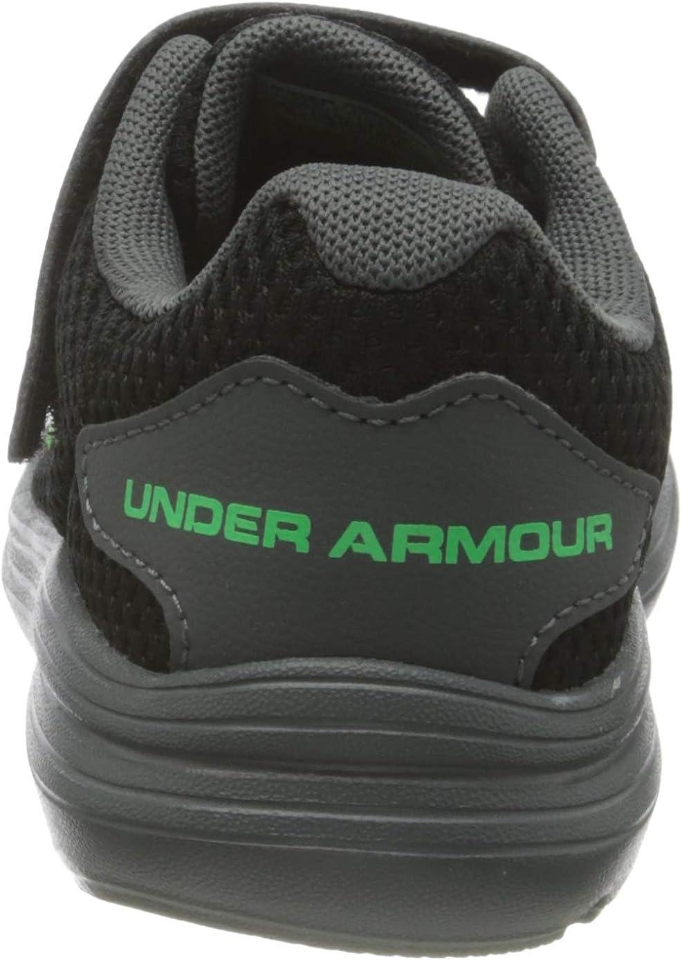 Under Armour Pre School Surge 2 AC Scarpe per Jogging su Strada Unisex-Bambini