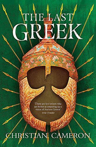 The Last Greek (Commander, Band 2)