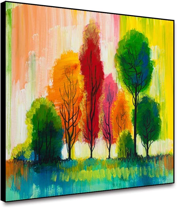 Renaiss 24x16 Inches Abstract Oil Hand Painted NEW Selling Painting