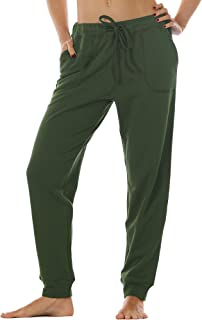 icyzone Women's Active Joggers Sweatpants - Athletic Yoga Lounge Pants with Pockets