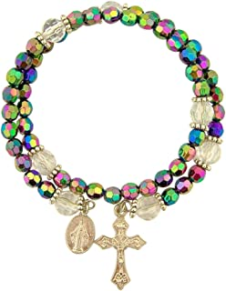Best cheap rosary bracelets Reviews