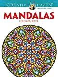 Creative Haven Mandalas Collection Coloring Book (Creative Haven Coloring Books)