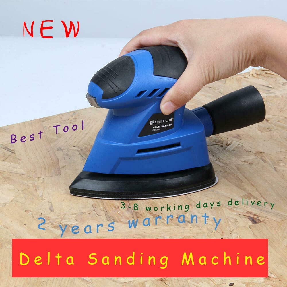 130W Mouse El Paso Mall Detail Sander with collector dust suction whic Award strong