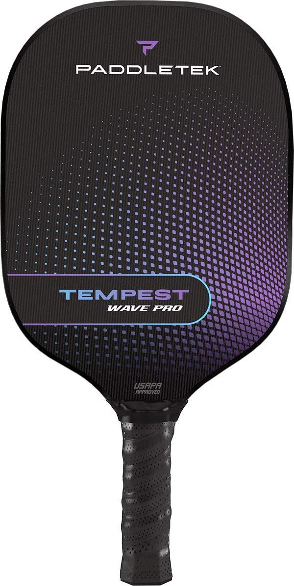 Paddletek Tempest Wave Pro Pickleball Paddle -79Y3