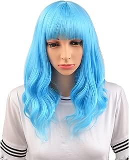Best medium blue wig Reviews