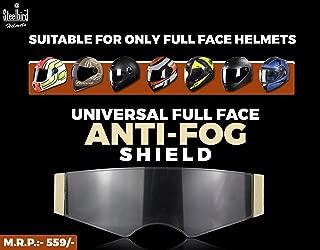 Steelbird Anti Fog Visor Shield for All Helmet Visor (Universal)