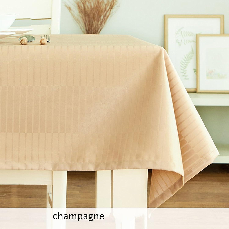 Tischdecken Wasserdicht, Wasserdichte und Anti-l-Anti-Hei-Tischtücher Einweg-Tuch Moderne einfache Mode-Tapete Rechteckige Couchtisch Tuch (3 Farben optional) (Gre optional) zum Abendessen