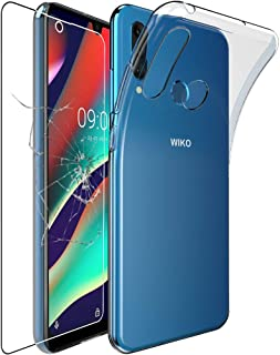 ebestStar – kompatibel med Wiko View3 Pro fodral (2019) ultratunn klar fodral, mjuk flexibel premium silikongel, transpare...