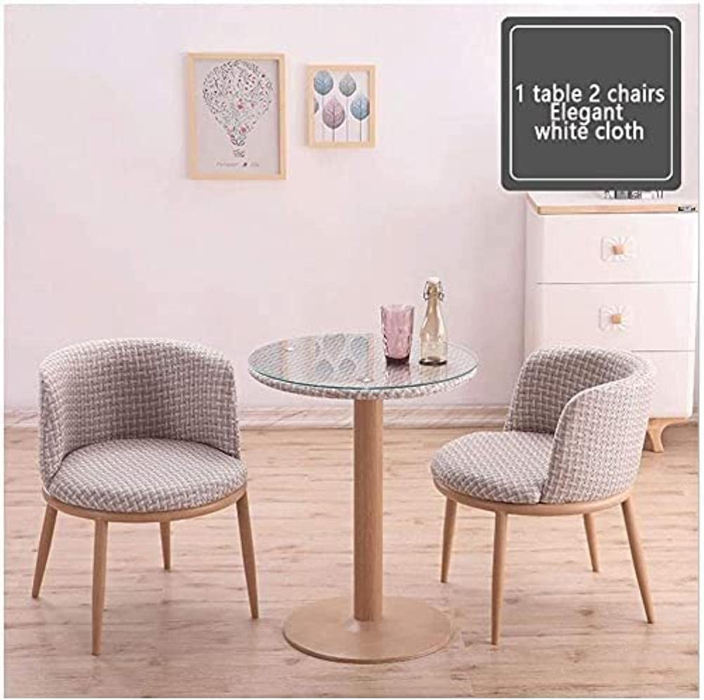 XKUN Dining Table Set for Home Shop Atlanta Mall Spring new work one after another Dessert Various C Shops and