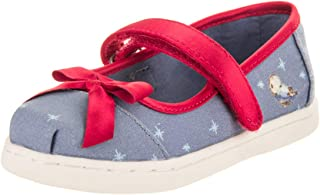 ace1b8a5c5 TOMS Kids Baby Girl's Mary Jane Disney¿ Princesses (Infant/Toddler/Little  Kid