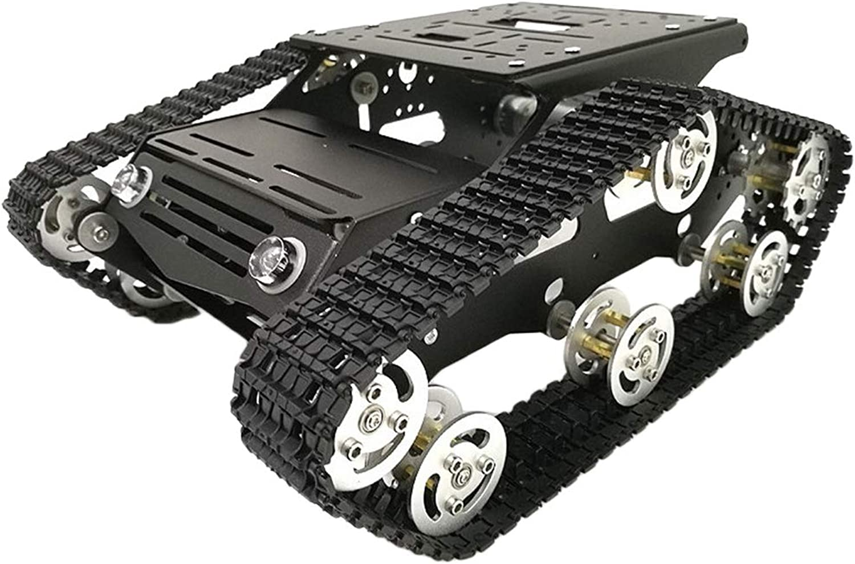 Homyl Y100 Roboter Tankwagen Chassis Aluminium Fahrgestell