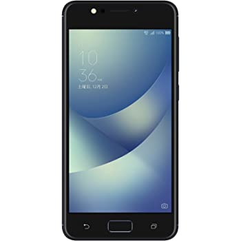 ASUS ZenFone4 MAX ZC520KL【日本版】ブラック【正規代理店品】(オクタコア/3GB/32GB/トリプルスロット/DSDS/4,100mAh) ZC520KL-BK32S3/A