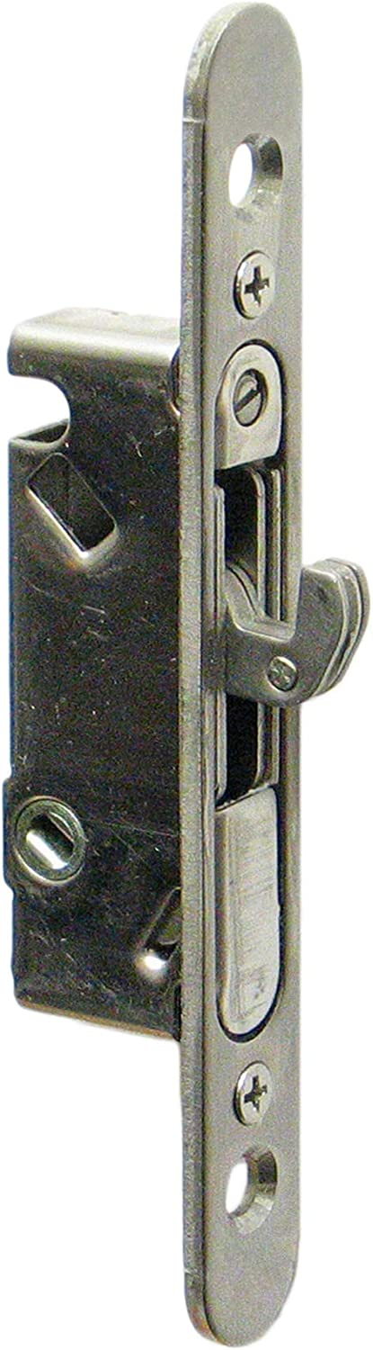 Deluxe FPL #3-45-SS Sliding Glass Large discharge sale Door Replacement Ad Lock Mortise with