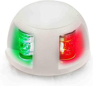 Five Oceans Deck Mount Bi-Color Combination LED Navigation Bow Light, 12V FO-4126