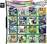 208 in 1 Large-scale Game - Compilations Video Game DS Cartridge Card