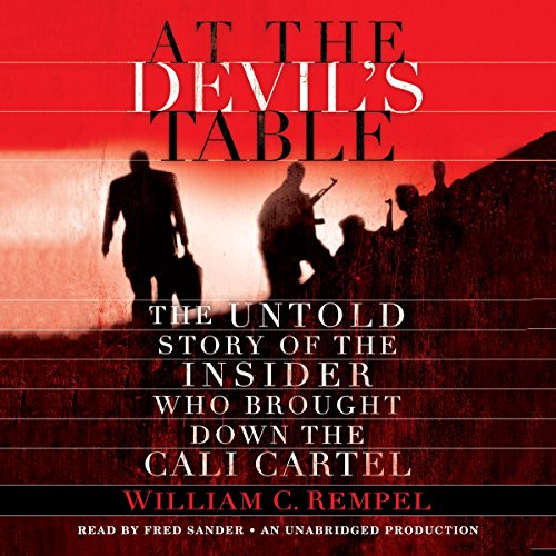 At the Devil's Table audiobook cover art