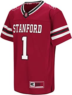 Colosseum Stanford Cardinal NCAA Hail Mary Pass Youth Football Jersey