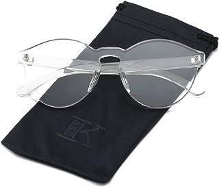 Amazon.com: Clear - Sunglasses / Sunglasses & Eyewear ...