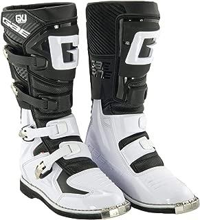 Gaerne Kids de Motocross Bottes SG-J Blanc//Jaune fluo//Gris