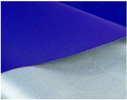 AJZXHE Bache Prougeection Contre la Pluie Pare-Soleil Voiture Oxford Tissu Tente extérieure Tissu Anti-poussière Coupe-Vent Pare-Soleil (Bleu, Rose) -Tente