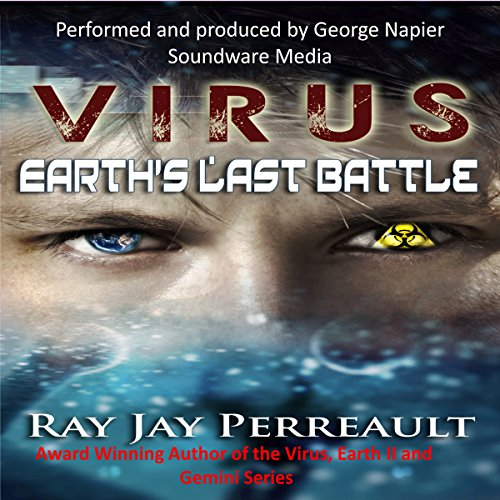 Virus: Earth's Last Battle audiobook cover art