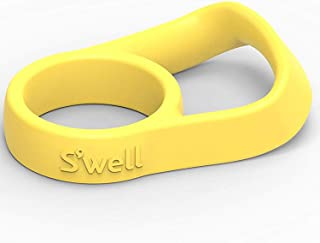 S'well Watter Bottle Handle - Yellow - Fits 9oz, 17oz, and 25oz Bottles - Comfortable Way to Carry your S'well On the Go -...