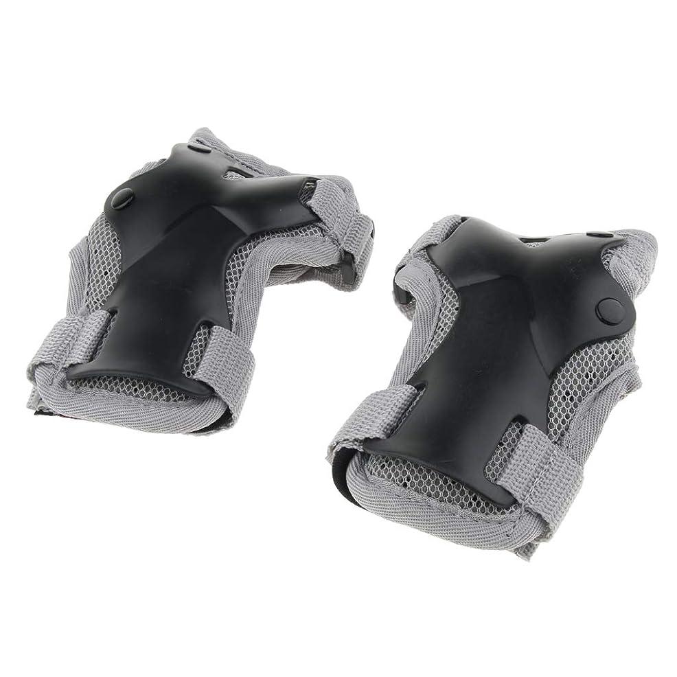 研磨ボンド歯科のPerfeclan リストガード スポーツ用 調節可能 手首ガード 保護ガード 全3サイズ