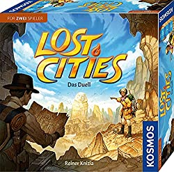 Lost Cities – Das Duell