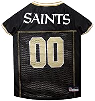 NFL NEW ORLEANS SAINTS DOG Jersey, Large