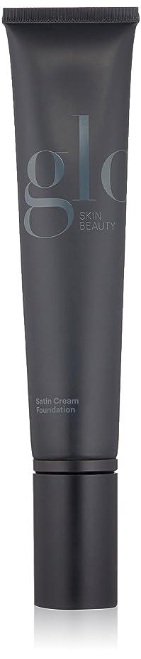 数学兵士フロンティアGlo Skin Beauty Satin Cream Foundation - # Golden Dark 40ml/1.4oz並行輸入品