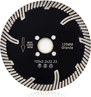 Diamond Turbo Cutting Blade for Granite and Marble (5)