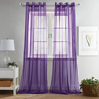 Best turquoise curtains sheer Reviews