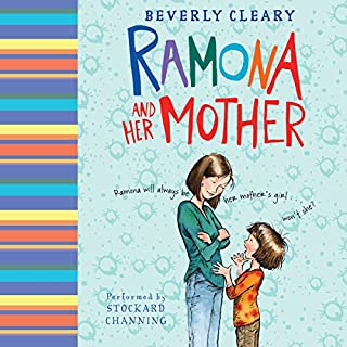 Ramona and Her Mother cover art