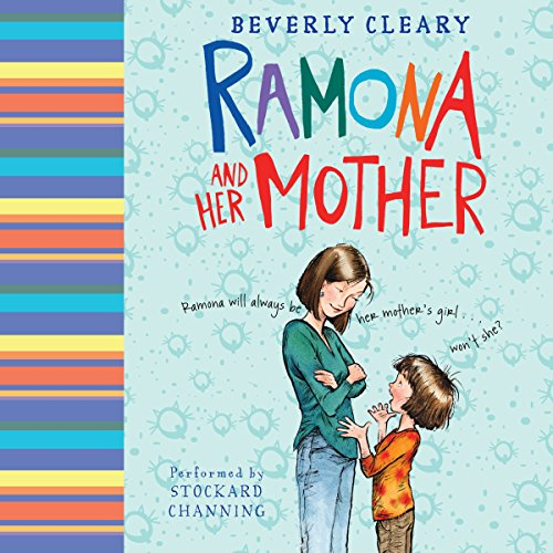 Ramona and Her Mother audiobook cover art