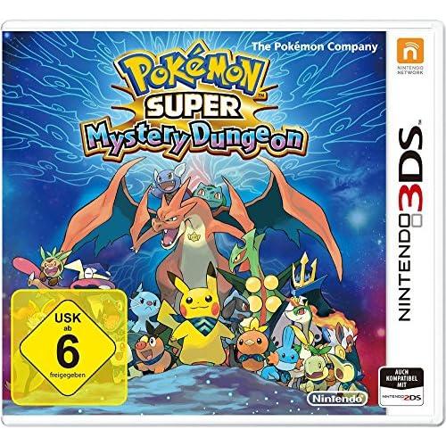 Nintendo Pokemon Super Mystery Dungeon