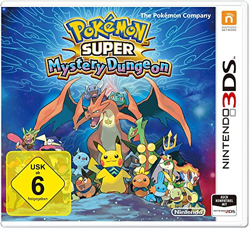 Pokémon Super Mystery Dungeon - [3DS]