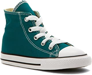 Converse Kids' Chuck Taylor All Star Glitter High Top Sneaker