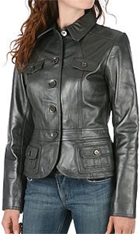 Fadcloset Birmingham Womens Leather Jacket