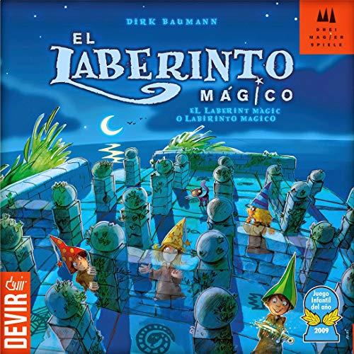 Labirinto Mágico Devir Multicolorido