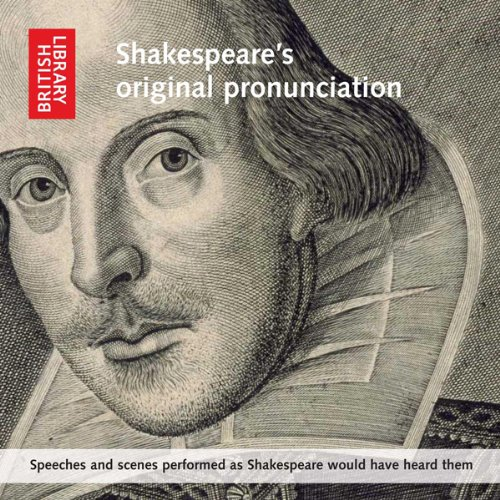 Shakespeare's Original Pronunciation audiobook cover art