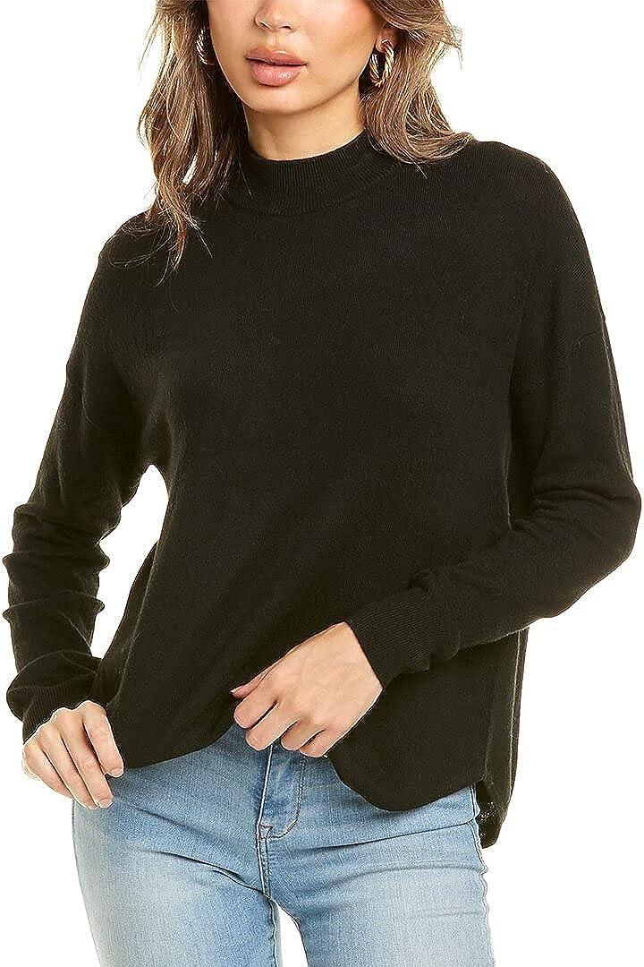 Madewell Women's Ashbury Mockneck Sweater