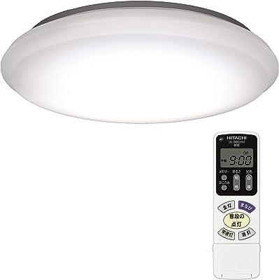 日立 LEDシーリングライト 調光 調色 [まなびのあかり]搭載タイプ ~8畳 LEC-AH802TM