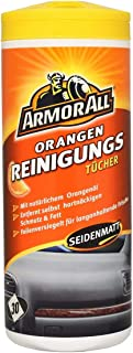 Armorall Air freshning cleaning wipes -orange 207